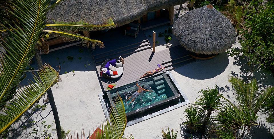 Gorgeous Villas at The Brando - The Perfect Tahiti Vacation Destination