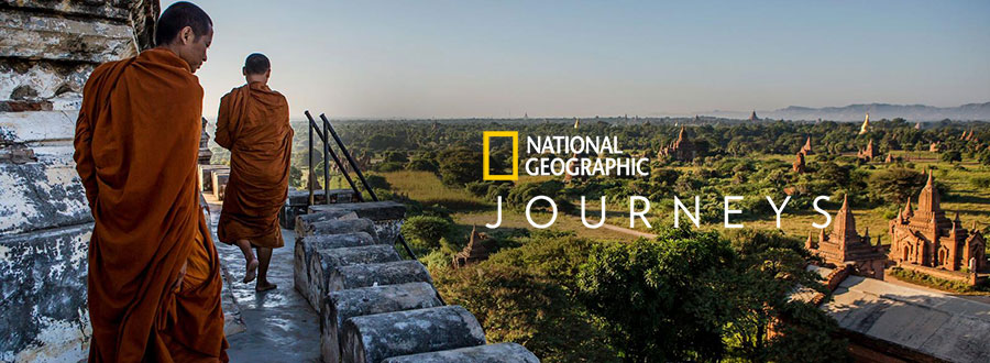 NAtional Geographic Adventure Vacations