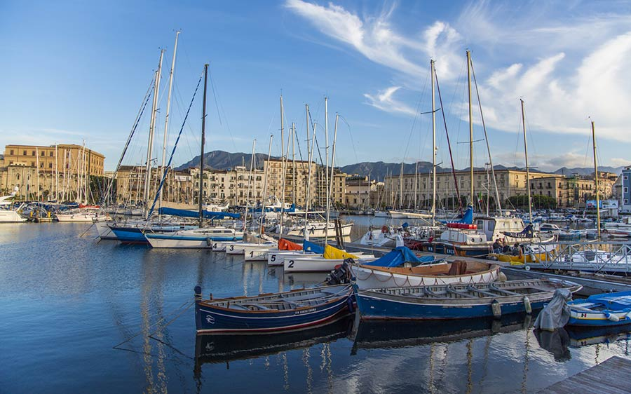 Top places to vacation in 2019 - Palermo. Italy