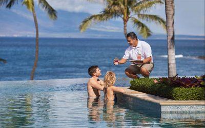 Hawaiian Vacation at Four Seasons