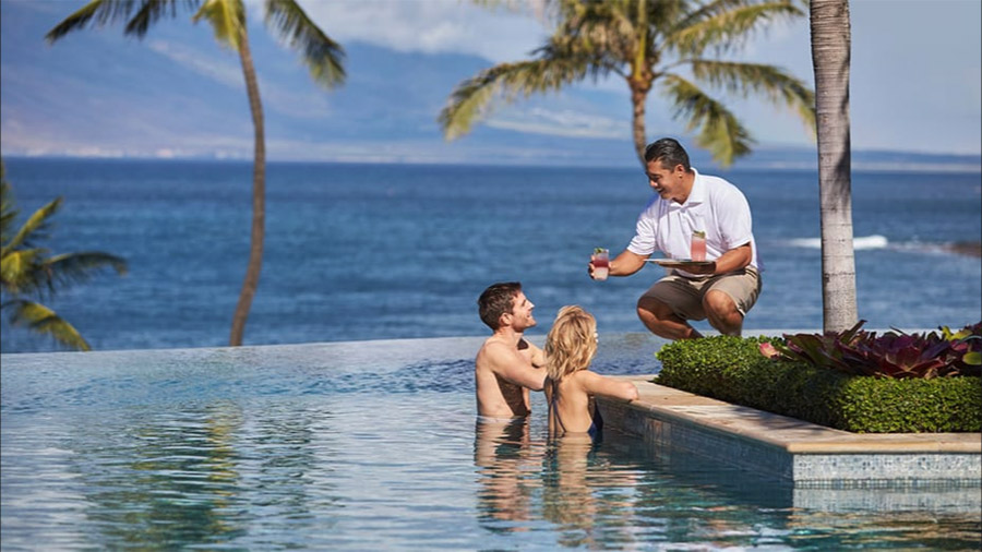 Luxury Vacation at Four Seasons Resort  Maui