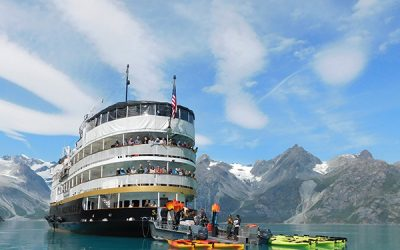 Alaska Cruise with UnCruise