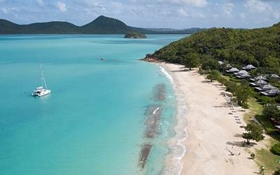 5-Star Luxury Resort in Antigua: Hermitage Bay Resort