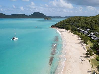 5-Star Luxury Resort in Antigua: Hermitage Bay Resort