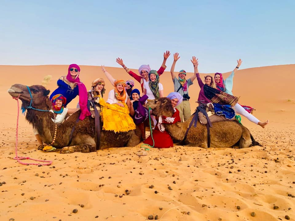 Morocco Vacation with G Adventures