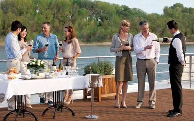 French River Cruise: Burgundy & Provence