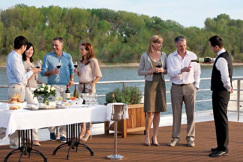 Uniworld River Cruises are all-inclusive