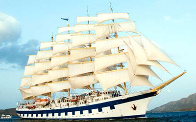 Star Clippers Cruises: Thailand